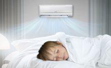 ¿Cómo usar el aire acondicionado en invierno?