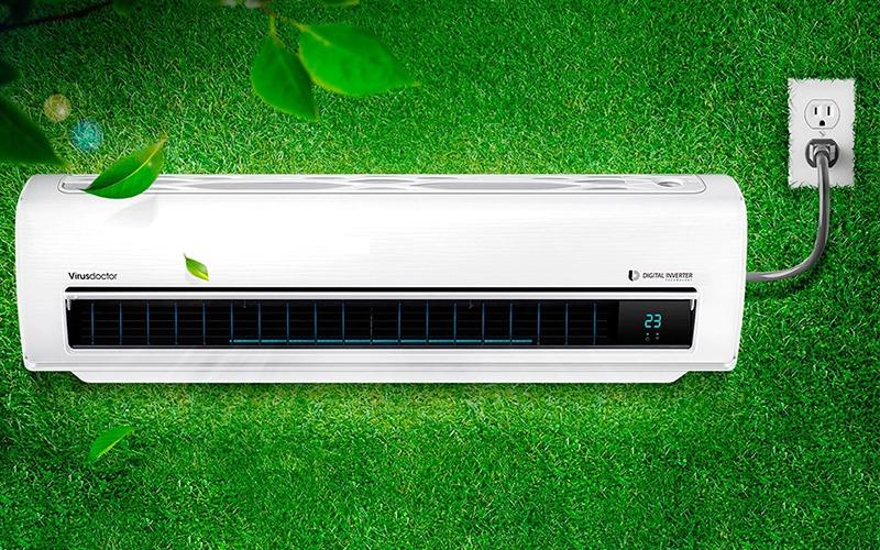 ¿Cómo mejorar sin costo la eficiencia de su aire acondicionado en primavera?