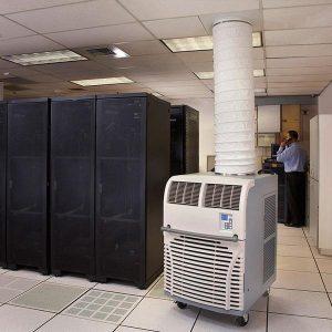 Clima portátil industrial para laboratorios
