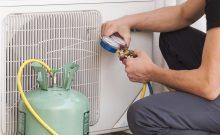 ¿Por qué se usa más el gas R410a en climas industriales que el R22?